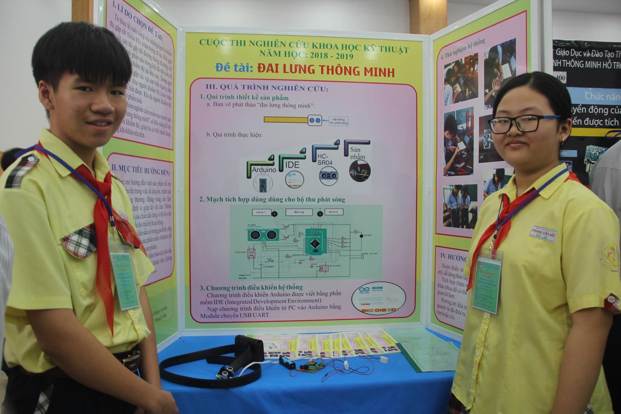 Hướng dẫn đăng ký dự thi Khoa học kỹ thuật