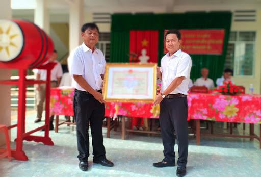 """Trường tiểu học """"A"""" Vĩnh Trạch: Nỗ lực nâng cao chất lượng giảng dạy"""