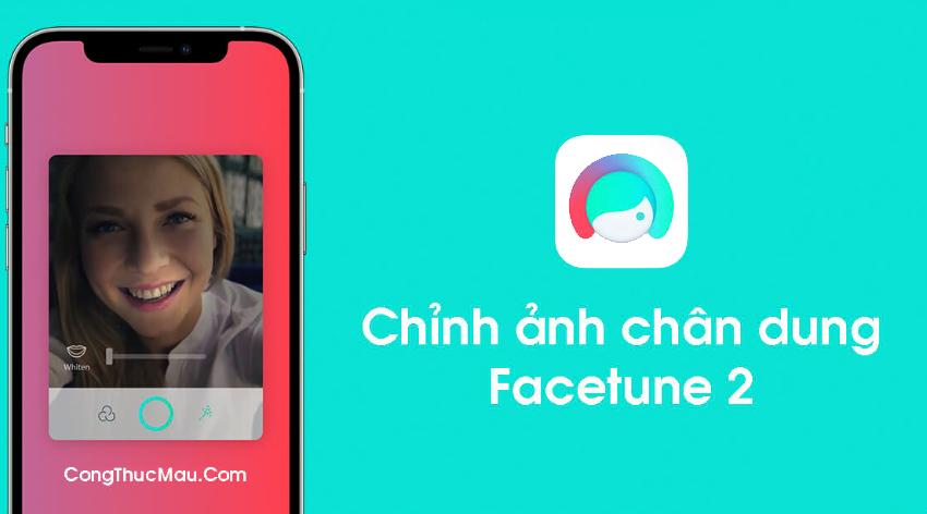 facetune-phần mềm chỉnh sửa ảnh chân dung