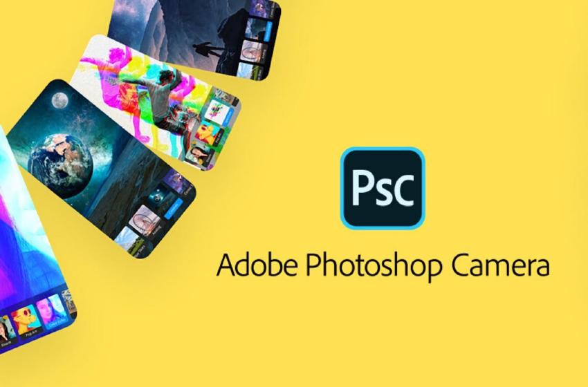 photoshop camera - phần mềm chỉnh sửa ảnh sử dụng công nghệ ai