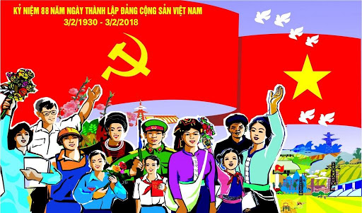 03/02/1930 Ngày thành lập Đảng cộng sản Việt Nam