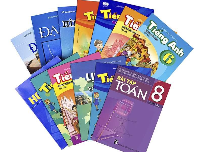 Sẽ có nhiều bộ sách giáo khoa dựa trên chương trình chuẩn