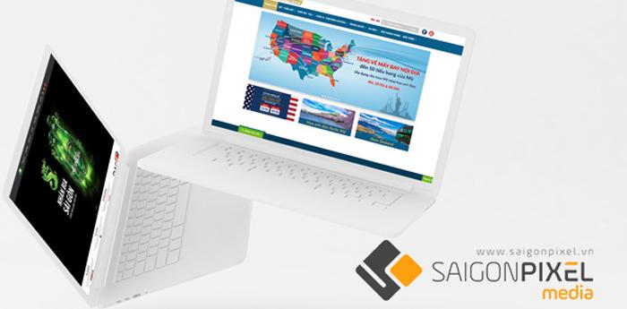 Công ty lập trình website trường học - SaigonPixel